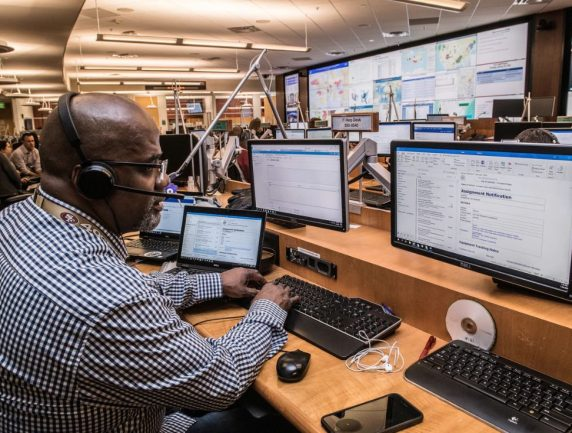 Steady Stock Market Leadership Despite Spreading Virus