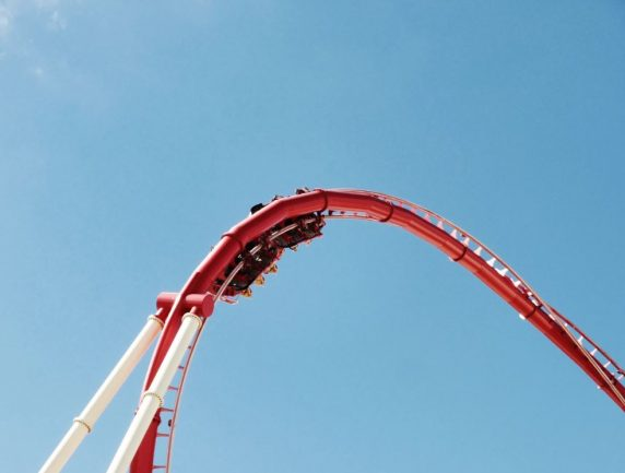 Equities Rise 0.6% in Rollercoaster Week of Heavy Trading